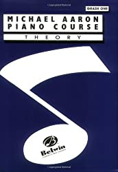 Michael Aaron Piano Course Theory: Grade 1 by Aaron, Michael (2000) Paperback