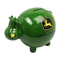 M. Cornell Importers Inc. John Deere Cow Bank