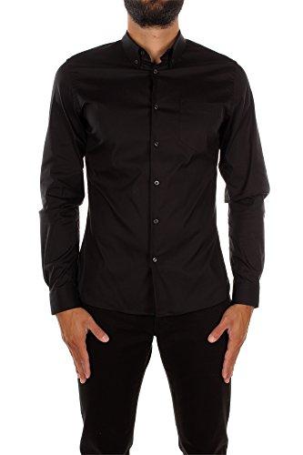 camisas-prada-hombre-algodon-negro-sc356nero-negro-40