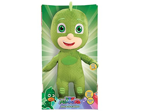 JP PJ Masks Gekko Feature Plush Figure