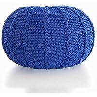 MO XIAO BEI Tuch Kleiner Schemel Niedriger Schemel-Änderungs-Schuh-Bank-Sofa (Farbe : Blau) preisvergleich bei kinderzimmerdekopreise.eu