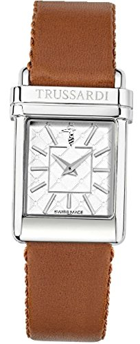 Wristwatch TRUSSARDI Mod. ELEGANCE SWISS MADE Lady Quartz R2451104503