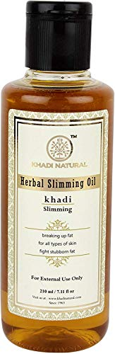 Khadi Natural herbal slimming oil – 210ml