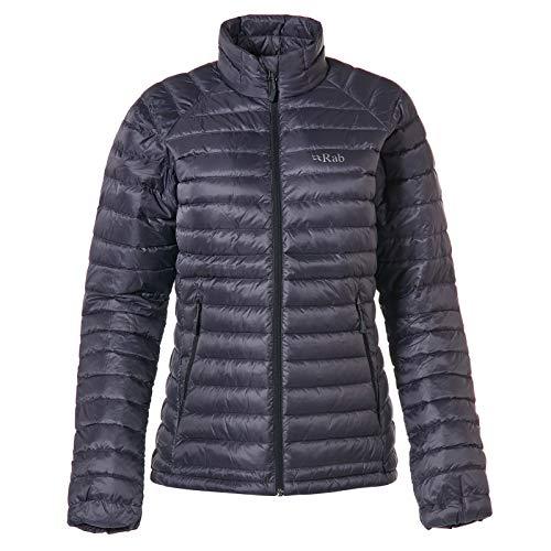 415fsQDBwsL. SS500  - Rab Microlight Jacket Women black/seaglass 2019 winter jacket