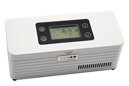 CGOLDENWALL Refrigerador de Medicamento Portátil Nevera de Insulina con Rango de Temperatura...