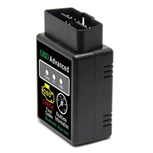 V02H2-1 Fahrzeug Auto Auto Fehler Diagnose Scanner Werkzeug Bluetooth V2.0 Auto Scanner Adapter Codeleser Unterstützung OBDII Protokoll