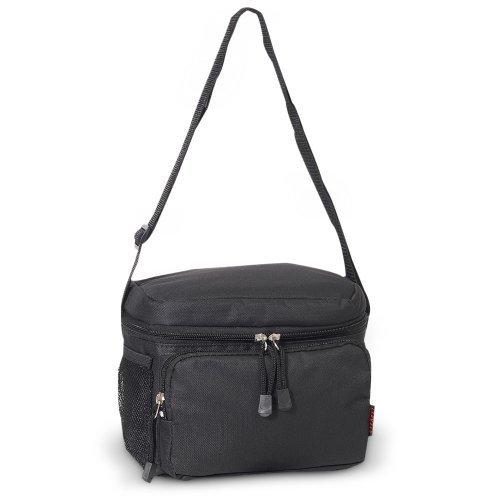 Everest Cooler / Lunch Bag Colour: Black