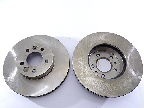 2x-brake-disc-rotor-front-54060-as-tec-for-ford-crown-victoria-lincoln-town-car