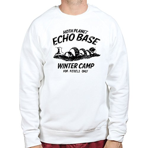Hoth Planet Echo Base Camp Episode VII Pullover