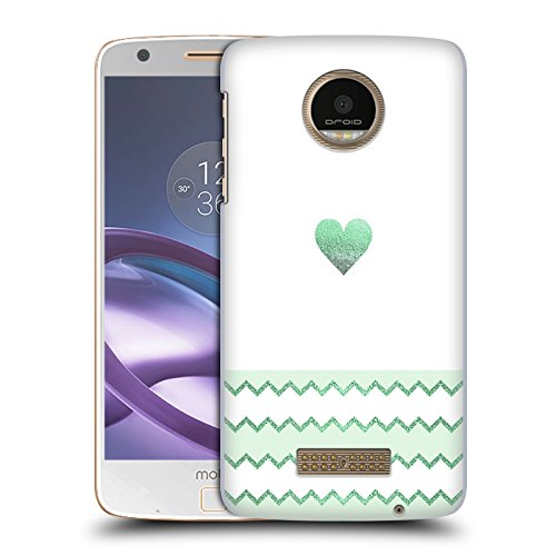 official-monika-strigel-green-avalon-heart-hard-back-case-for-moto-z-force-z-force-droid