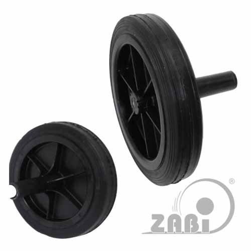 ZAB-S Mülltonnen (Code: 60TK-A) Mülleimer Räder mit/ohne Achse Zubehör Ersatzteile