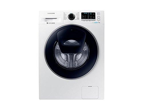 Samsung WW80K5410UW/EF Autonome Charge avant 8kg 1400tr/min A+++ Blanc machine à laver - Machines...