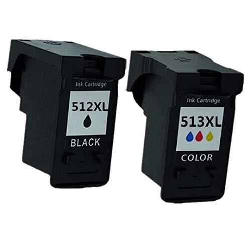 Cartuchos tinta repuesto impresoras inyección tinta