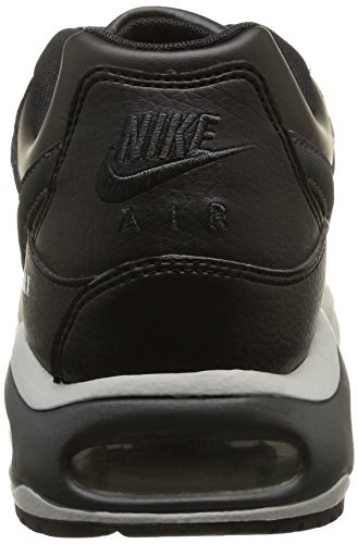 Nike Sneaker Air Max Command Leather schwarz (Black/Anthracite-Neutral Grey)