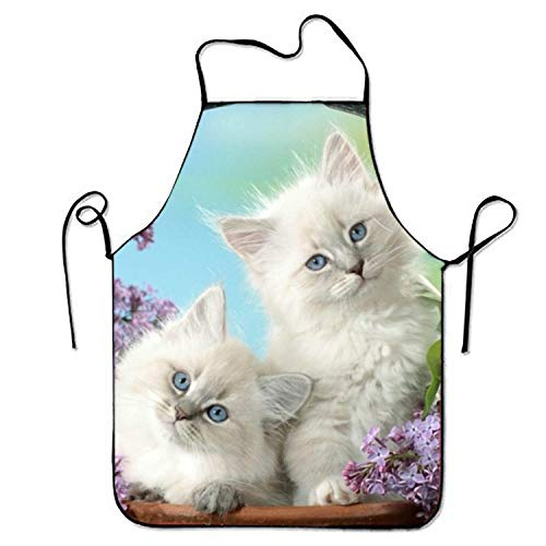 tgyew 2019 Apron Baskets Pets Domestic Cat Adjustable Kitchen Cooking Apron for Adult -