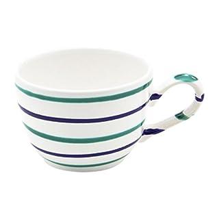 Gmundner Keramik Manufaktur 0104TKGL10 traunsee Kaffeetasse glatt, 0,19 L