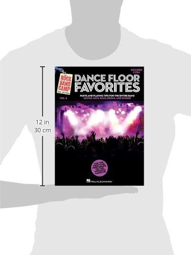 Dance Floor Favorites - Rock Band Camp Vol. 5: Book/2-CD Pack