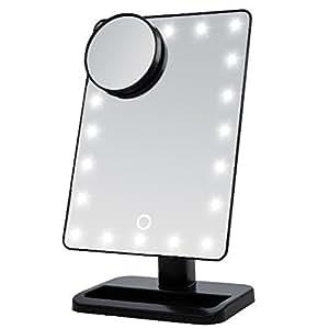 Eplze kreativ multifunktionales schminkspiegel licht - Amazon schminkspiegel ...