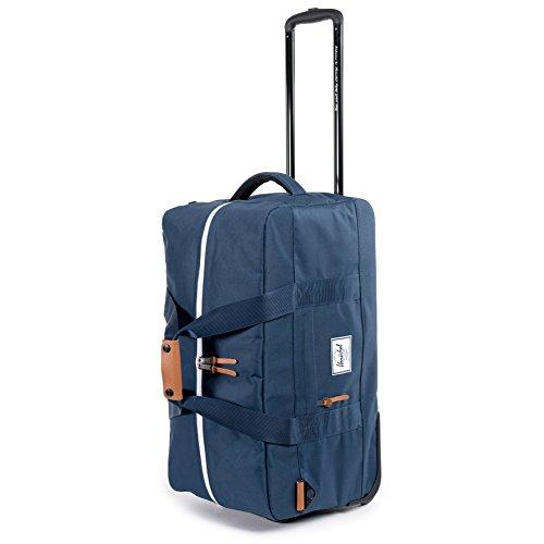 Herschel  Laptop Rollkoffer, 56 L, Blau