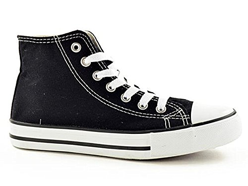 mens-628022-low-top-hi-top-canvas-toe-cap-lace-up-pumps-plimsoll-all-star-trainers-casual-shoes-size