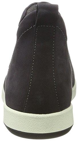 Aerosol Damen Shipment Nubuck Chelsea Boots Grau (asfalto)
