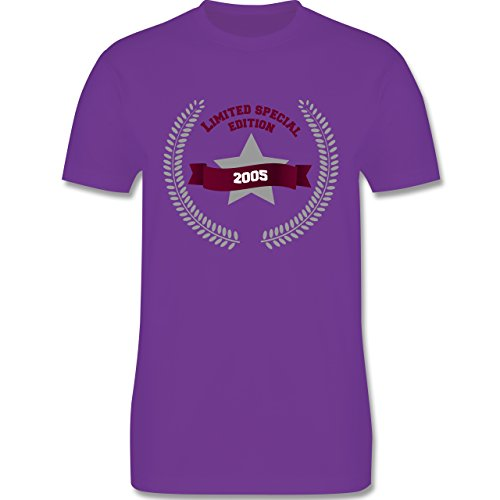 Geburtstag - 2005 Limited Special Edition - Herren Premium T-Shirt Lila