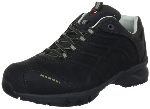 Mammut Tatlow LTH 3030-01820, Chaussures de randonnée homme Gris (Graphite/Taupe)