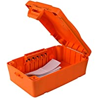 Masterplug IP54impermeabile elettrico Scatola, colore: arancione