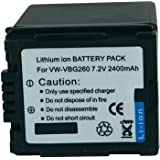 VW-VBG260Conrad batterie lithium ion