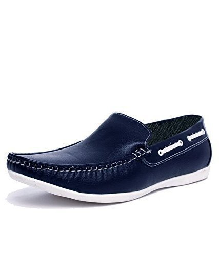 SGTS Men's Blue Loafer Shoes (7)