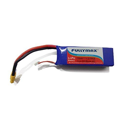 Batería de ion de litio, 11,1 V, 2700mAh CX-20-010 Cheerson para CX-20