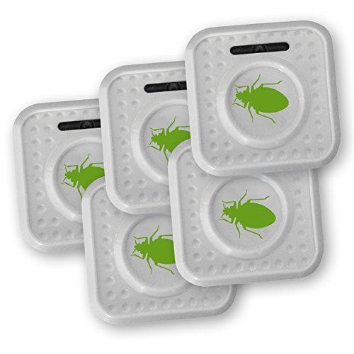 ISOTRONIC Insektenschutz Milbenschutz Milbenabwehr batteriebetrieben Insektenabwehr gegen Bettwanzen und Milben (5)