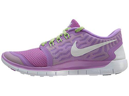 Nike - Free 5.0 (Gs), - Unisex - Adulto Viola