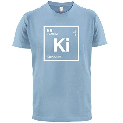 Kilian Periodensystem - Herren T-Shirt - 13 Farben Himmelblau