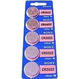 5x Sony CR203220323V Lithium-Batterien