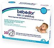 Bebedor 565 Klinoz 10 Adet Yedek Uç, Çok Renkli
