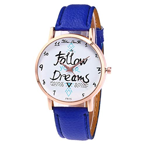 7747f140c869 Leather Strap Quartz Fashion Watch F615-A Women s Watches Ladies Wristwatch  Top Brand Luxury Girl