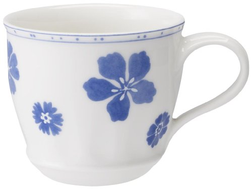 Villeroy & Boch Farmhouse Touch Blueflowers Kaffeeobertasse 0,24 l Boch Farmhouse