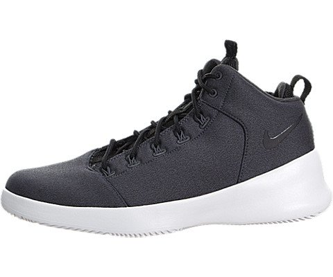 Hyperfr3sh Antracite / vertice bianco / nero di pallacanestro del pattino 9.5 Us