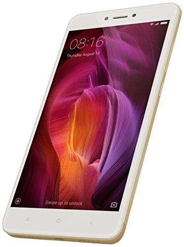 Xiaomi Redmi Note 4 32G pantalla 5.5'' [Versión Española] Oro