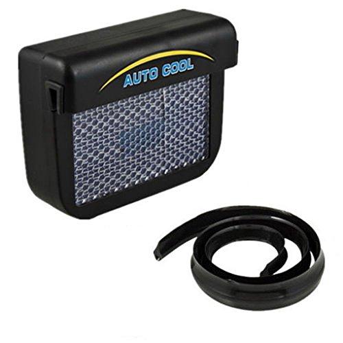 Verwenden Sie Raumluft (Gankmachine Auto Lüfter Kühler solarbetriebene Auto-Fenster-Windschutzscheibe Auto Air Vent Lüfter Kühler für Motor 2545655)