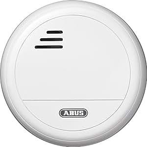 abus rauchwarnmelder rm10 51024 gro e pr ftaste erfasst bis zu 40 m baumarkt. Black Bedroom Furniture Sets. Home Design Ideas