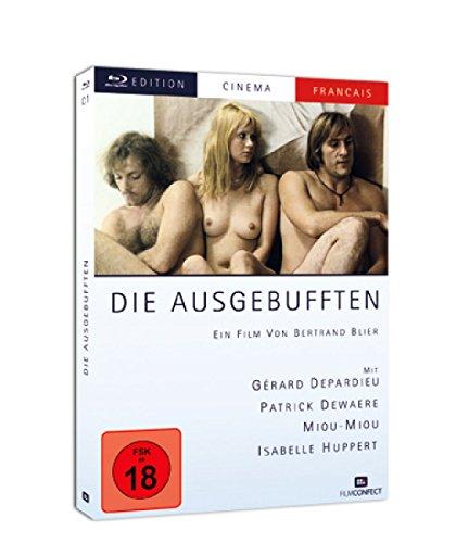 Bild von Die Ausgebufften - Edition Cinema Francais [Blu-ray]