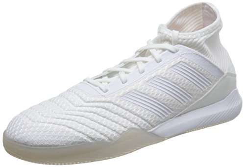 adidas Predator Tango 18.3 TR, Scarpe da Calcetto Indoor Uomo, Bianco Ftwwht/cblack/reacor, 42 2/3 EU