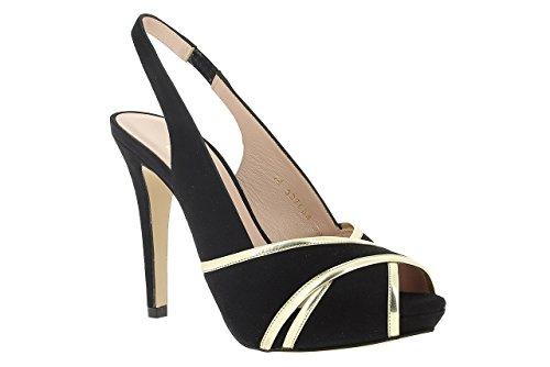 Éloges Chaussures À Talons Noirs Pour Femmes