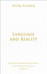 Language and Reality (Univocal)