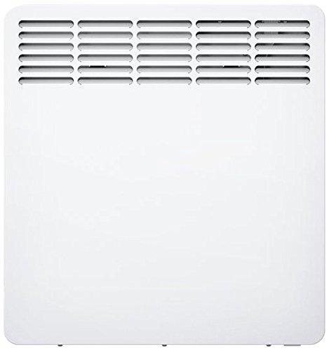 STIEBEL ELTRON elektronisch geregelter Wandkonvektor CNS 100 Trend, 1 kW, für ca. 10 m², LC-Display, Wochentimer, Offene-Fenster-Erkennung, 236526