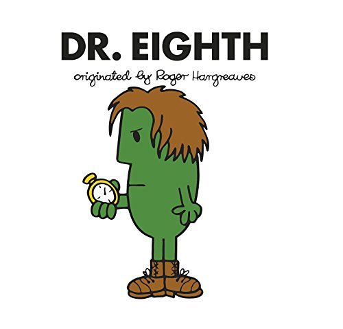 Doctor Who: Dr. Eighth (Roger Hargreaves) (Dr Men)