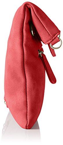 Boscha - Bo-1053-br, Sacchetto Donna rosso (rosso)