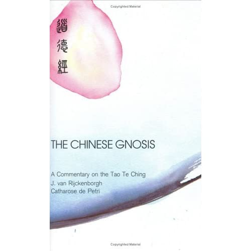 The Chinese Gnosis by Catharose de Petri (1996-11-02)